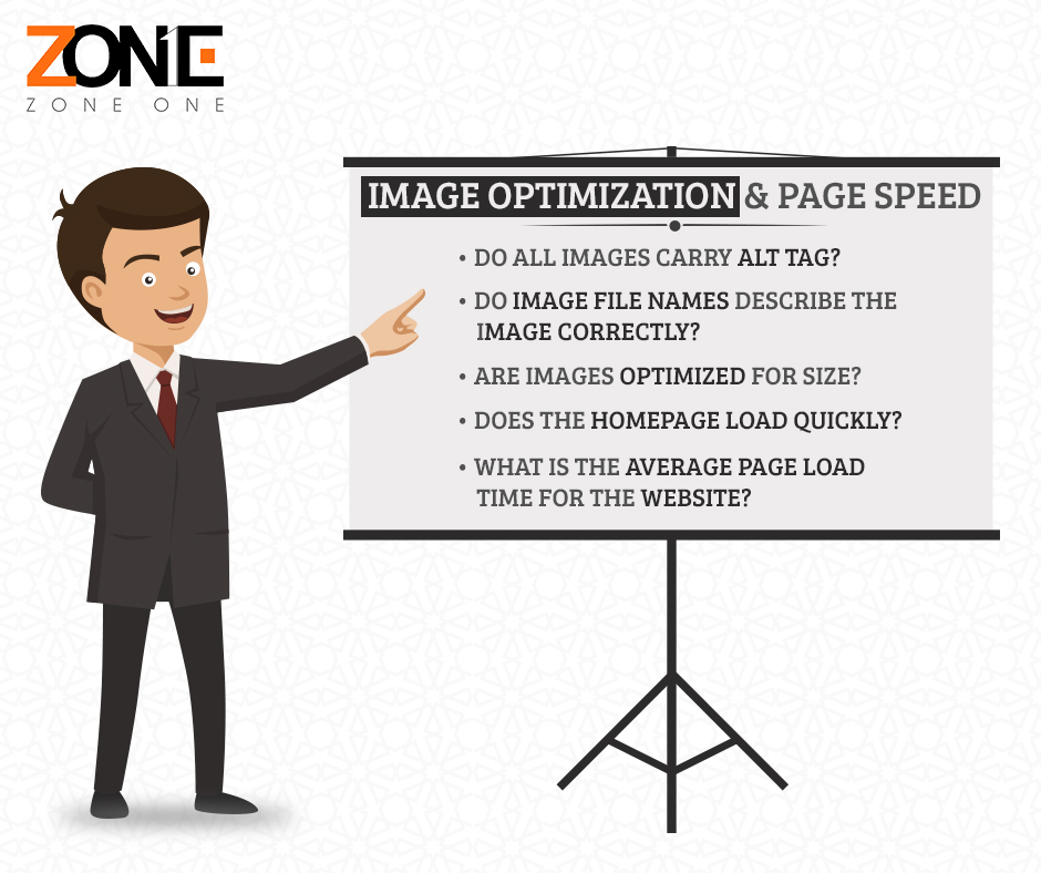 Image optimization and page speed