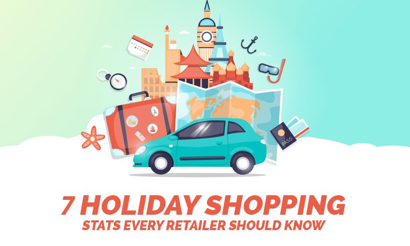 7 Holiday Stats Every Retailer Should Know