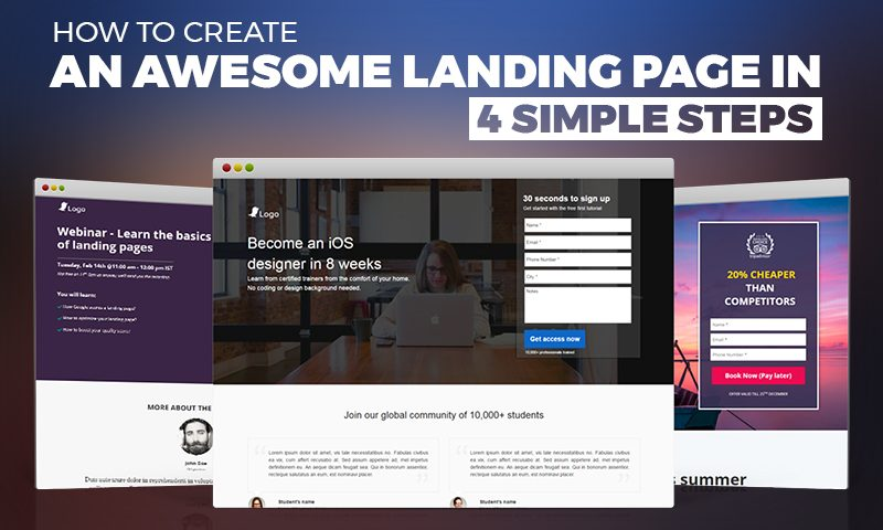 Awesome Landing Page