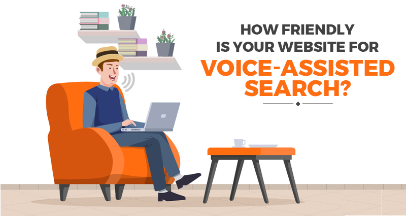 Website For Voice-Assisted Search