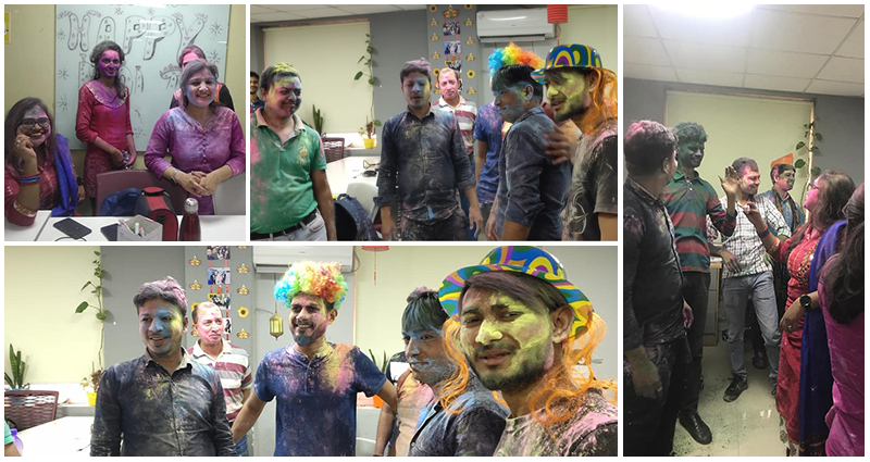Eco-Friendly Holi Celebrations